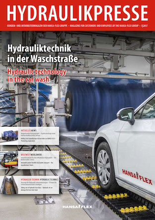 Cover HYDRAULIKPRESSE March 2017