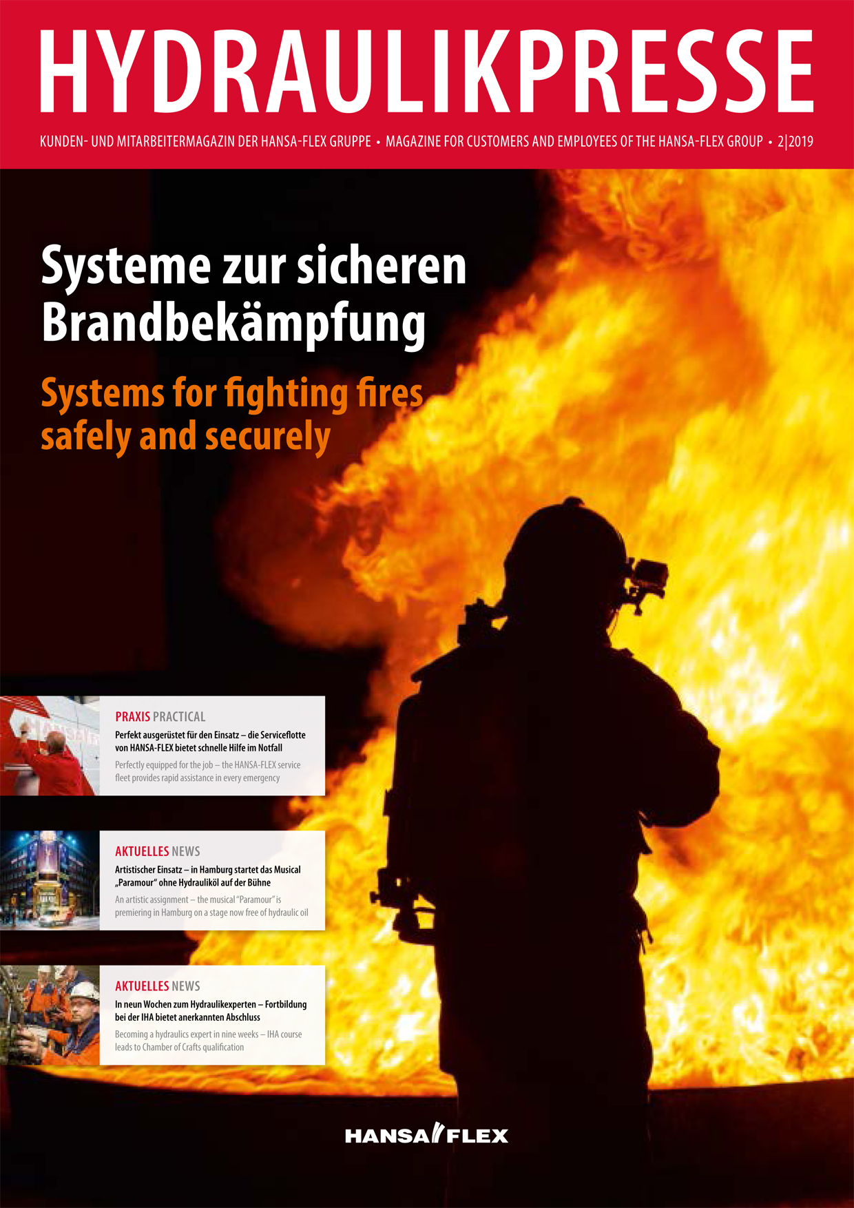 HYDRAULIKPRESSE June 2019 Cover