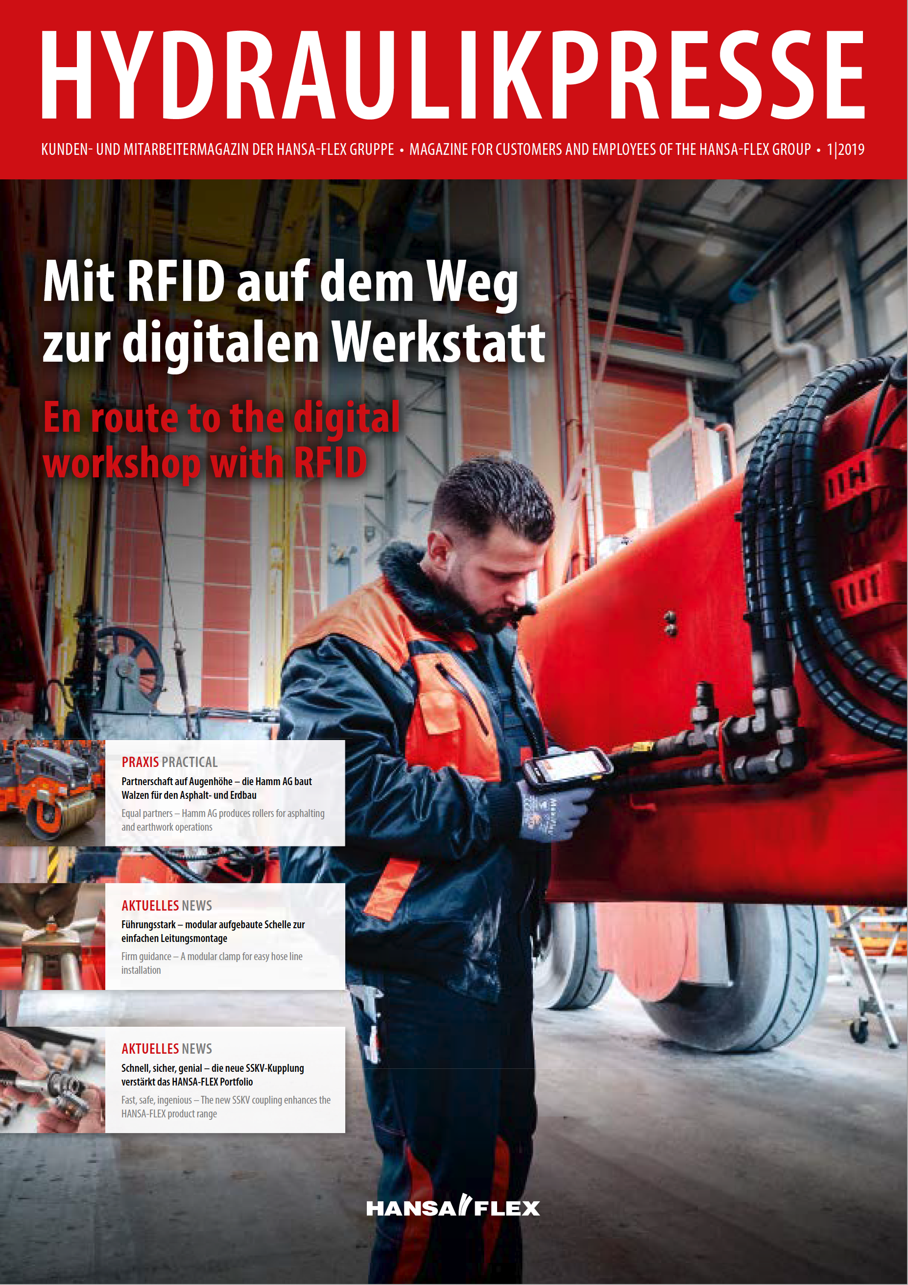 HYDRAULIKPRESSE March 2019 Cover